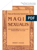 Magia Sexual de Pascal Bewerly Randolph