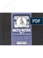 61060958 Metu Neter Volume 3 by Ra Un Amen Nefer