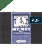 61060958 Metu Neter Volume 3 by Ra Un Amen Nefer