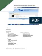 Reconocimiento de Curso Linux