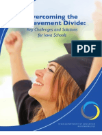 Overcoming the Achievement Divide