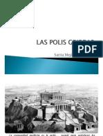Unidad 3 Las Polis Griegas - Sarita Mejía Cuartas