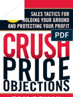 Tom Reilly - Crush Price Objections
