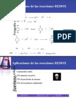 aplicaciones redox
