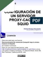 IMSI - U06 - Servidor Proxy - Presentacion