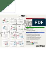 Kalendar Na Praznici Vo RM 2013