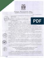 Ordenanza Municipal Puno PDF