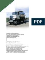 Maximizer Distribuidor de Asfalto Ll