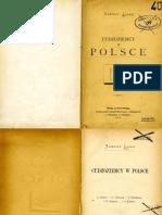 Cudzoziemcy w Polsce. 1876. Xawery Liske