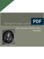Samuel Freiherr Von Pufendorf Kelompok Bakau