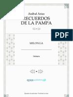 Anibal Arias - Recuerdos de La Pampa