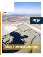 WWF Tailings, A Lasting Oil Sands Legacy