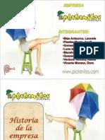 Platanitos Diapositivas Original Terminado