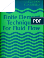 Finite Element Techniques for Fluid Flow