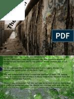 Berlin Wall - Callum Bainbridge