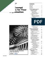 Irs Publication 557