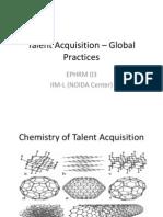 Talent Acquisition - Global Practices_EPHRM_IIML