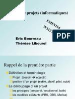 Conduite de Projet FMIN114 Cours 2