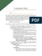 Formato de Proyecto Final