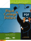 Black College Dollars 2007-2008 Scholarship Directory