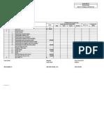 Formulir BOS K-7 Dan Form K-8