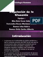 Regulación de la Glucemia