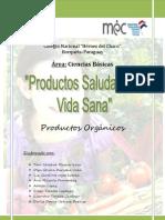 Productos organicos - Proyecto