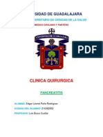 Abdomen 12 - Pancreatitis