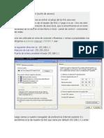 Configuracion de Router TP--LINK