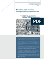 Mobile Financial Services