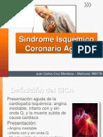 Sc3adndrome Isquc3a9mico Coronario Agudo Copia