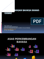 Perkembangan+Bahasa+Kanak-kanak +Ppg 1