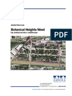 Botanical Heights Marketing Plan