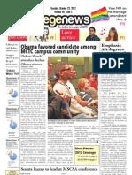 City College News layout undergoes visual refresh