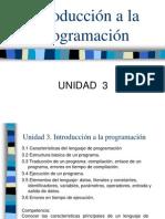 Programacion Unidad 3
