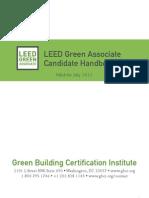 LEED GA Candidate Handbook