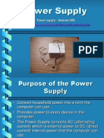 Power Supply PPT