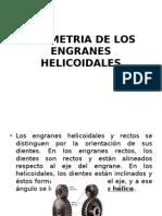 Geometria de Los Engranes Helicoidales Clase 3