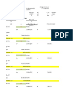 Optimum Pipe Diameter calculation sheet | Fluid Dynamics
