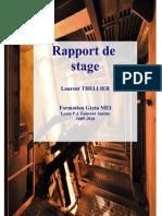 Rapport Thellier Laurent
