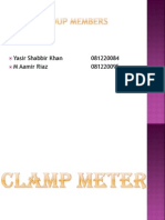Clamp Meter