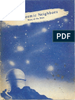 AMORC - Our Cosmic Neighbors. Story of the Stars (1954)