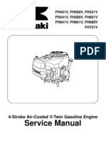Kawasaki Engine 27hpFD750D1 Manual 61 Scag | Carburetor