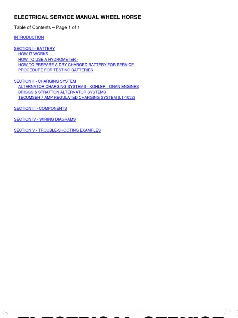 Wiring Diagram For 18 Hp Onan Engine - Catalogue of Schemas on
