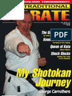 Traditional Karate Magazine