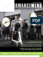 Crossfit The Performance Menu 2