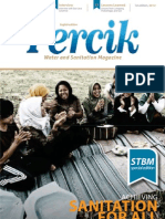 Achieving Sanitation for All Percik Indonesia 2012