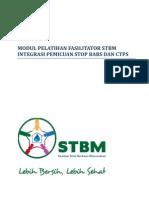 Modul Pelatihan Fasilitator Sanitasi Total Berbasis Masyarakat untuk pilar Stop BABS dan CTPS