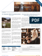 The Wine Story Gossips Nov-Dec 2012 Double Issue