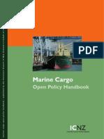 Marine Cargo Handbook